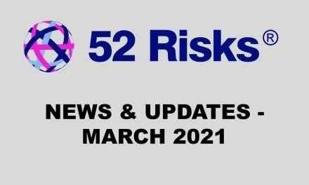 52 Risks News & Updates – March 2021