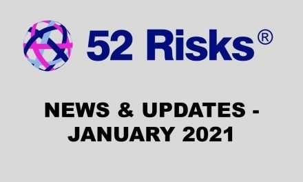 52 Risks News & Updates – January 2021